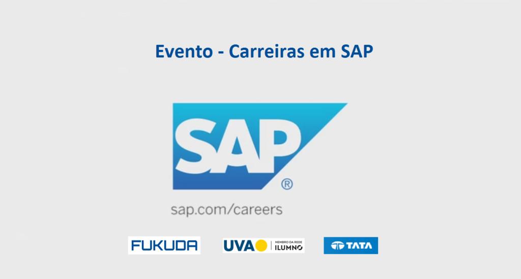 Evento Carreiras em SAP