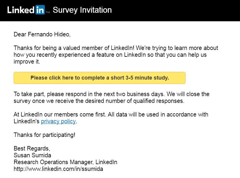 Fukuda Valued Member of LinkedIn