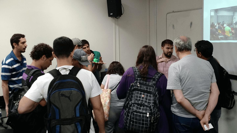 Os participantes no evento puderam obter uma riqueza de informações sobre Impressão 3D, realizar networking, gerar oportunidades, trocar experiências e compartilhar conhecimentos.