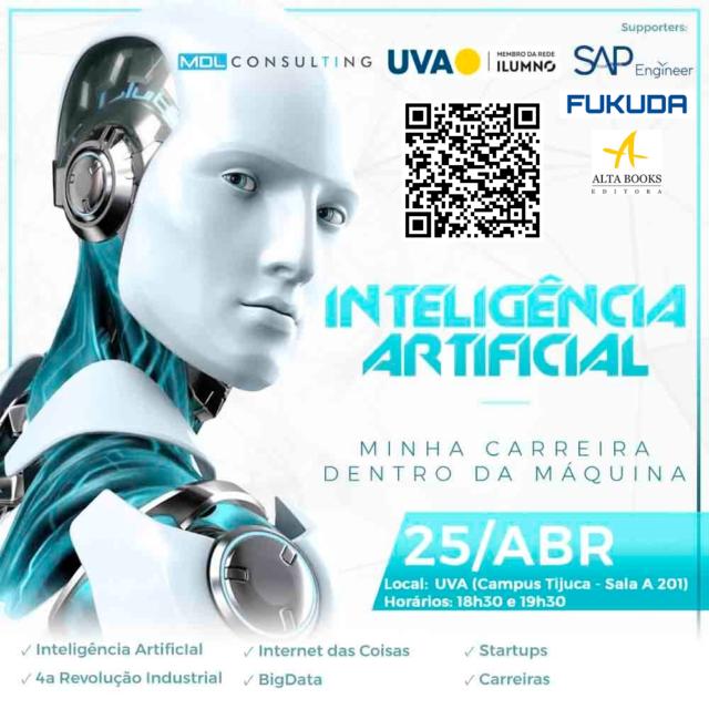 Inteligência Artificial – Minha Carreira Dentro da Máquina