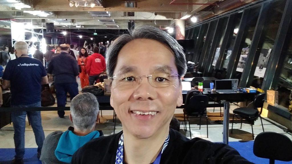 Tive a imensa satisfação de participar como Mentor do Hacking Rio 2019, maior Hackathon da América Latina, na qualidade de empresário, empreendedor, inovador, CEO na Fukuda Solutions, Coordenador do Curso de Engenharia da Computação e doCurso de Ciência da Computação e Professor no Campus Tijuca da UVA.